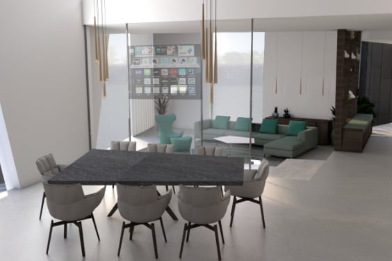 Improvements with Interior Design CGI and 3D Rendering