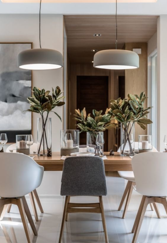 Modern Dining Room Ideas From Idesign