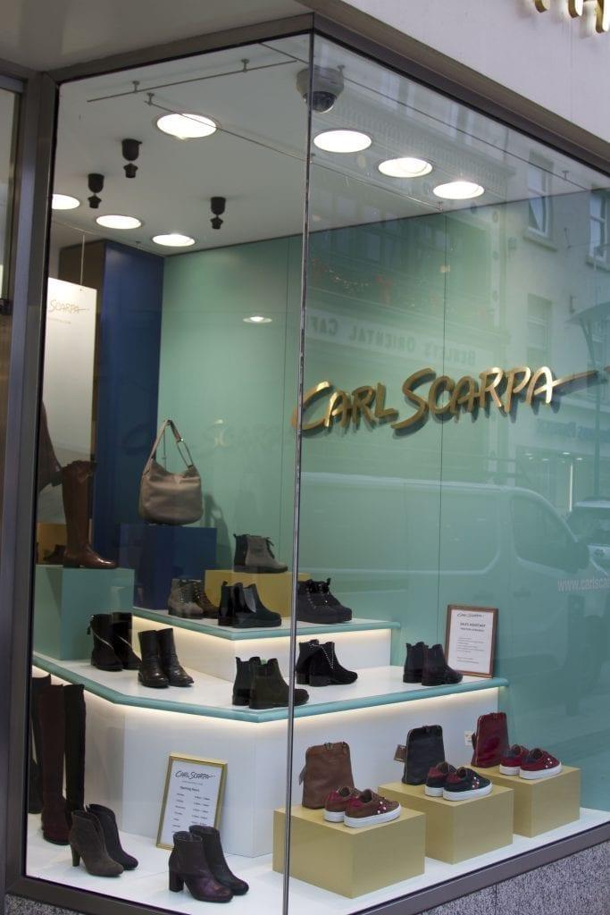 Carl Scarpa - Retail design