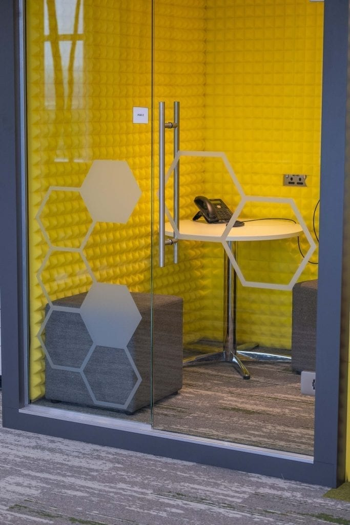Office acoustic pod