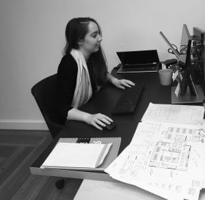 From Uni to the workplace: Introducing our Junior designer Shannon