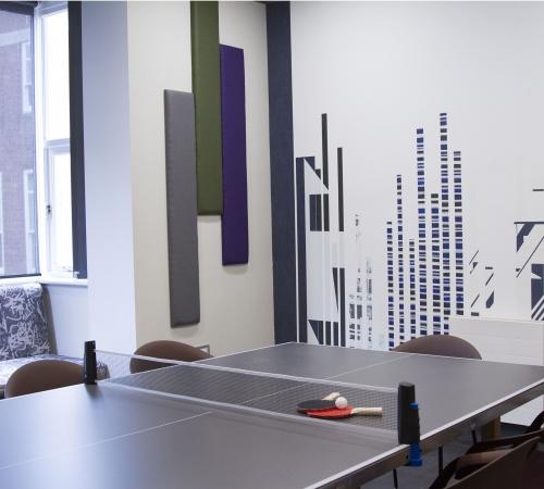 Modern Gaming Office
