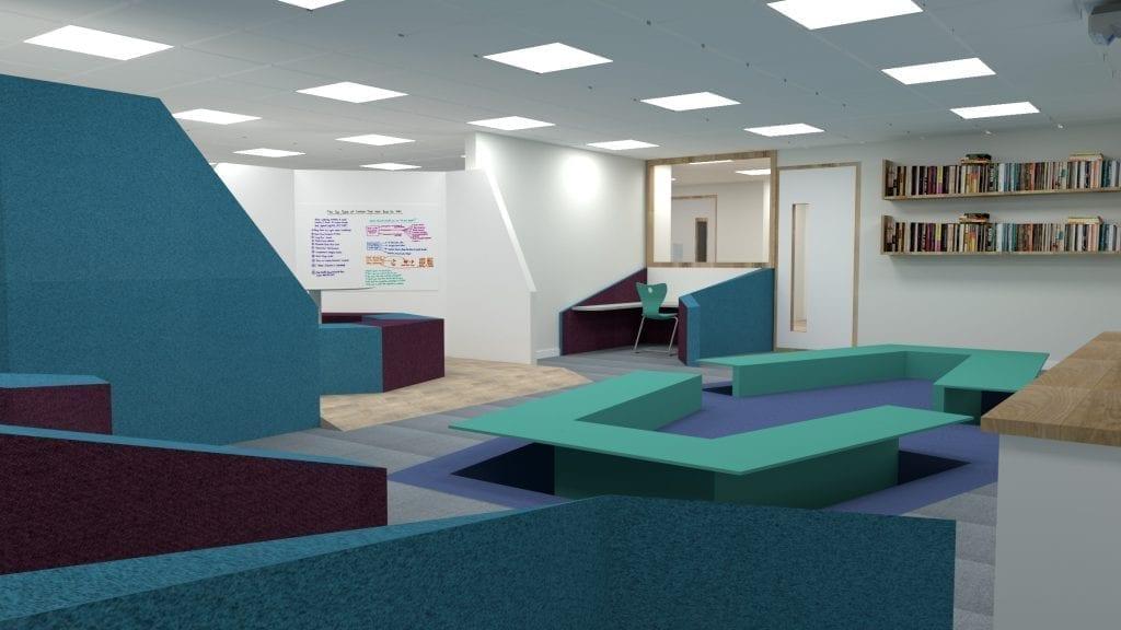 Innovative Education Interior Design